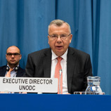 Crime's negative impact indisputable, says UNODC Chief at Crime Conference Opening. Photo: UNODC