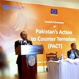 Pakistan: efforts to counter terrorism boosted with new partnership between UNODC, EU and country Government