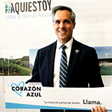 #AQUIESTOY: campaign against human trafficking launched in Mexico. Image: UNODC