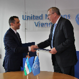 Uzbekistan, UNODC sign new joint commitment agreement to strengthen cooperation. Image: UNODC