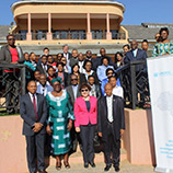 UNODC-SADC Regional Programme holds annual review meeting to reflect on progress in tackling crime and drugs. Photo: UNODC
