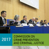 Femicide Watch Platform prototype launched at 2017 UN Crime Commission. Photo: UNODC