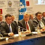 Organized crime groups profit from asymmetric globalization, says UNODC Chief. Photo: UNODC
