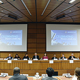 On 20th Anniversary, UNODC eyes the future with confidence and a determination to help make world safer. Image: UNODC