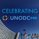 UN anti-crime agency at 20; tackling terrorism, cybercrime vital for peaceful and sustainable future. Image: UNODC