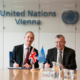 UK announces new financial contributions to support UNODC's anti-corruption work