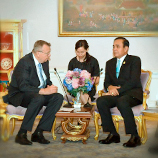 UNODC Executive Director Yury Fedotov meets with Prime Minister of Thailand Prayut Chan-o-cha