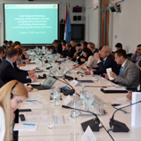 Strengthening cooperation to disrupt illicit financial flows in West and Central Asia, South Eastern Europe. Photo: UNODC