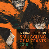 At least 2.5 million migrants smuggled worldwide in 2016, says UNODC study. Image: UNODC