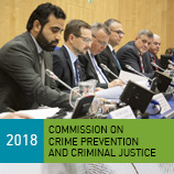 Conflict prevention through security sector reform is a priority, UNODC Chief says at Crime Commission