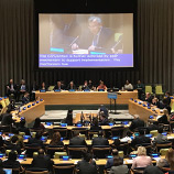 Event to mark 15th anniversary of the UN Convention against Corruption highlights links to peace and security, sustainable development. Image: UNODC