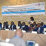 UNODC empowers African civil society organizations to fight corruption. Image : UNODC