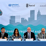 First Regional Meeting on Fisheries Crime in the Americas held in Guayaquil, Ecuador; Photo: UNODC