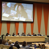UNODC plays central role at the 63rd Commission on the Status of Women @UNODC