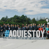 Ecuador and UNODC say #AQUIESTOY against human trafficking