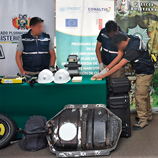 Bolivia and UNODC inaugurate Port Control Unit to boost fight against illicit drug trafficking