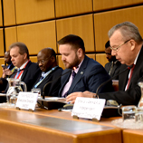 UNODC hosts civil society hearing to strengthen multi-stakeholder cooperation against global drug challenges