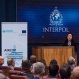 Global AIRCOP meeting gathers experts to identify good practices and challenges in detecting illicit trafficking by air