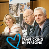 UNODC marks World Day against Human Trafficking with call to step up action