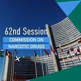 UN Commission on Narcotic Drugs convenes on 14 March, with Head of State and Foreign Ministers attending