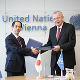 Japan pledges over US$ 25 million to support UNODC's activities against terrorism, organized crime, and the world drug problem
