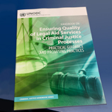 New UNODC handbook aims to help remove barriers for vulnerable groups in accessing justice