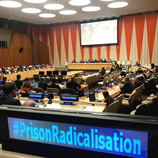 UNODC co-organizes Security Council Open Arria Formula meeting on Challenges to Radicalization in Prisons