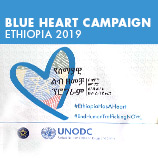 Ethiopia joins the Blue Heart Campaign against Human Trafficking