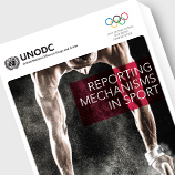 UNODC and IOC launch Guide to help detect wrongdoing in Sport