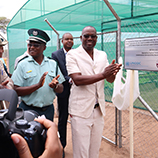 UNODC launches hydroponics and soap production prisoner rehabilitation projects in Namibia