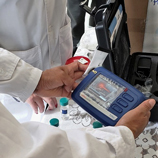 UNODC delivered sophisticated analyzers of drugs donated by Canada to Bolivian Antinarcotics Police laboratories