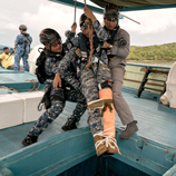 UNODC conducts exercise to counter maritime crime in Sri Lanka
