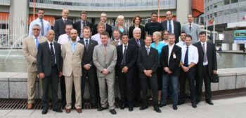 Photo: UNODC: Participants at the Live Data Forensics Training, Vienna, June 2009