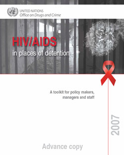 HIV/AIDS in places of detention