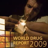 Photo: A. Scotti/UNODC, World Drug Report 2009 Series.