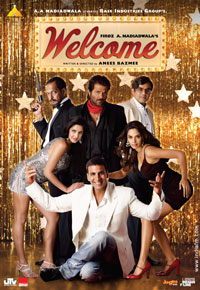 """Welcome"" movie poster"