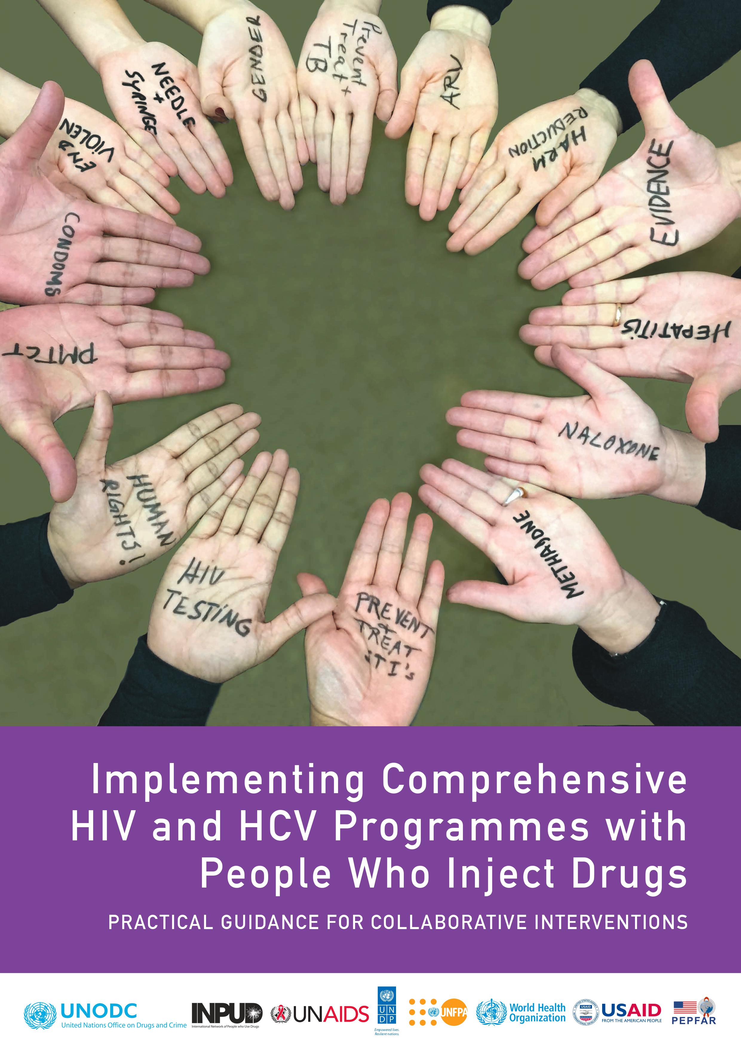 Publications related to HIV and Drug use