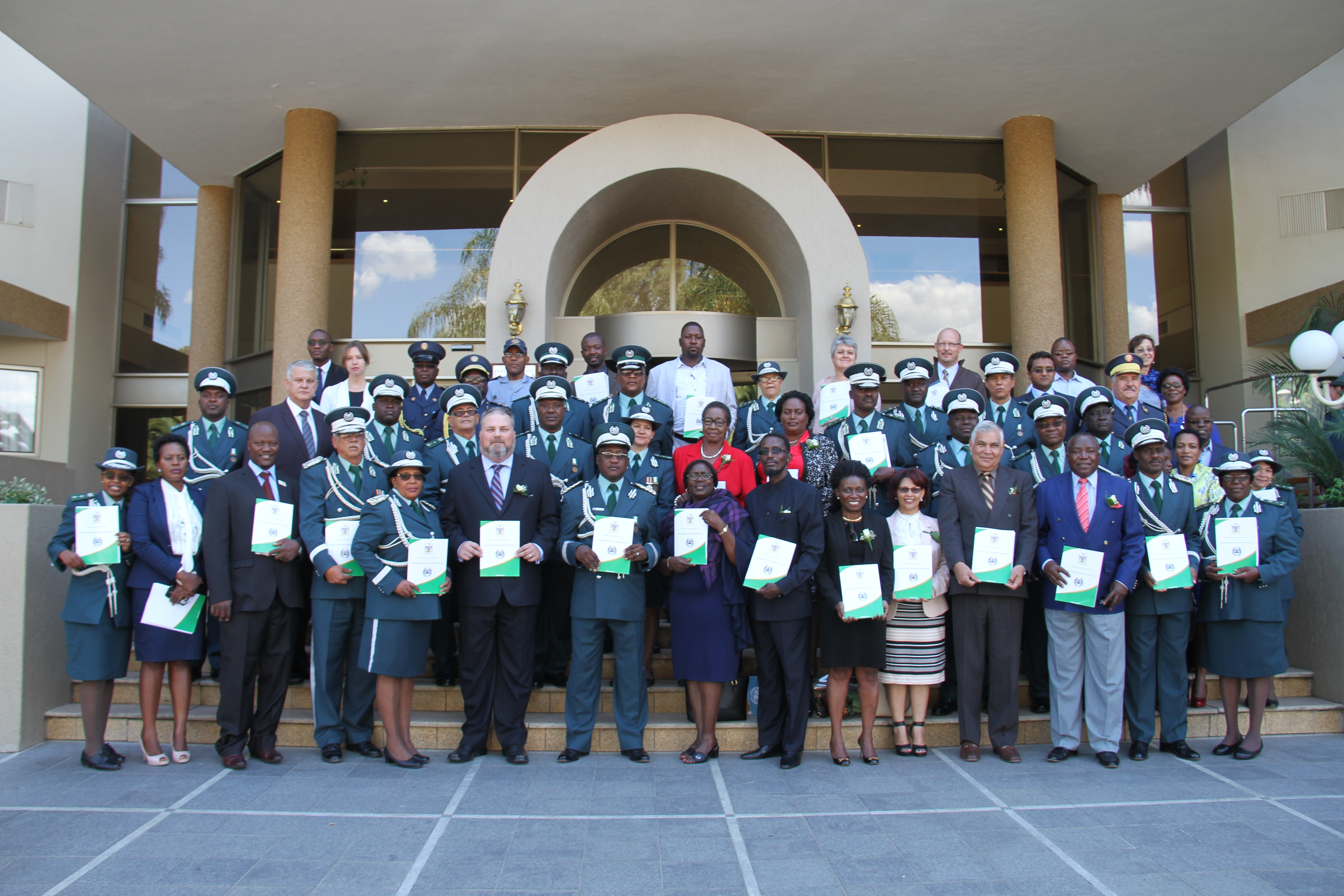 Health Policy Launch Namibia