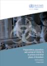 "<p>WHO - Interim Guidance 15 March 2020 - Preparedness, prevention and control of COVID-19 in prisons and other places of detention</p> <p><a href=""http://www.euro.who.int/en/health-topics/health-determinants/prisons-and-health/publications/2020/preparedness,-prevention-and-control-of-covid-19-in-prisons-and-other-places-of-detention-2020"">English</a> 
