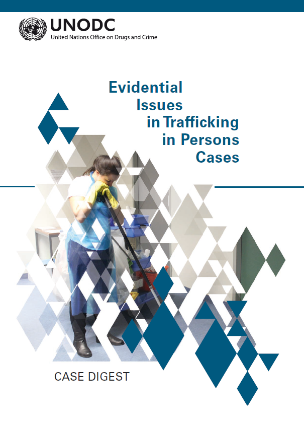 UNODC Publications Human Trafficking and Migrant Smuggling