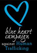 Blue Heart banner