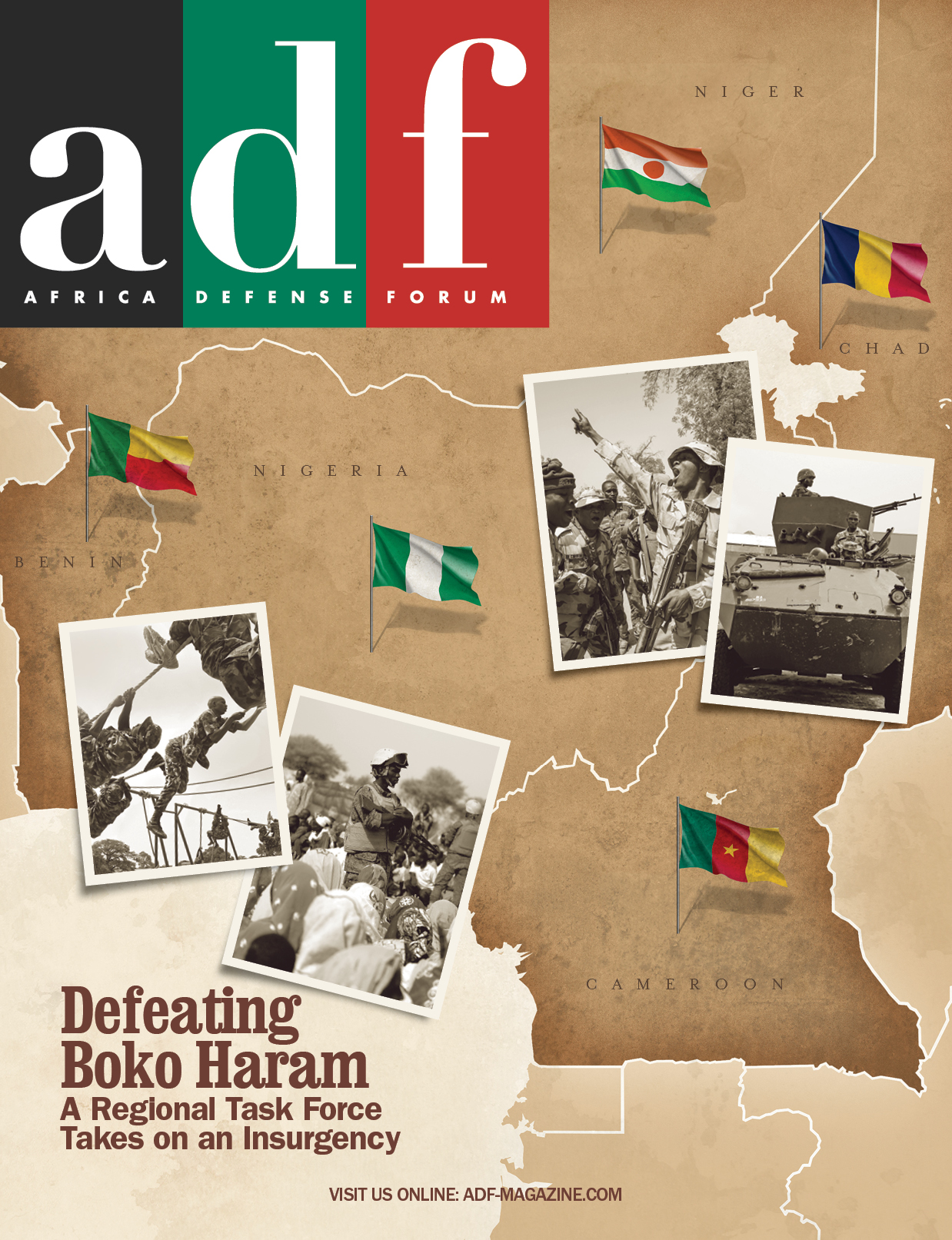 GLO.ACT featured in Africa Defense Forum Magazine