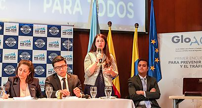 UNODC Colombia Public Event on TIP 2018