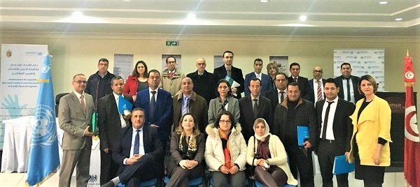 Morocco and Tunisia Workshop on TIP