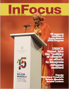 UN South Africa InFocus Magazine
