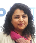 Binija Goperma, Nepal National Project Officer, UNODC