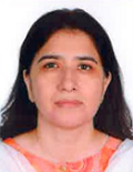 Shahida Gilani, Pakistan National Project Officer, UNODC
