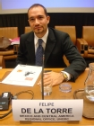 Mr Felipe De La Torre, Crime Prevention Expert