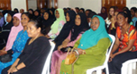 First Women Support Groups formed under Project H13 in Maldives