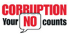 Stepping up the fight against corruption